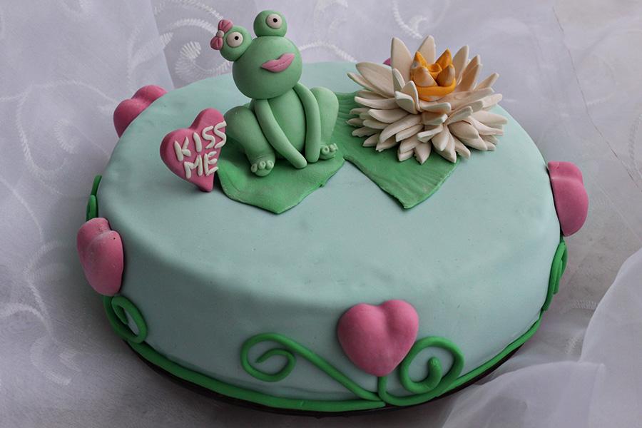 frog cake1
